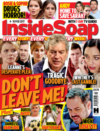Inside Soap - UK Issue 5 2017