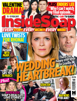 Inside Soap - UK Issue 6 2017