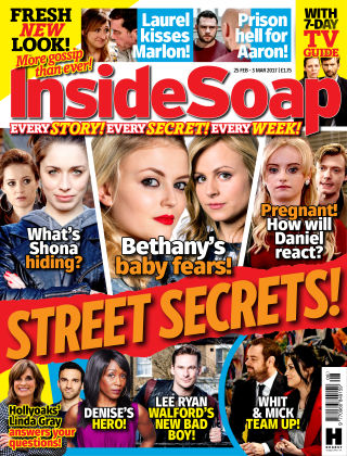 Inside Soap - UK Issue 8 2017