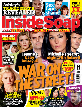 Inside Soap - UK Issue 9 2017