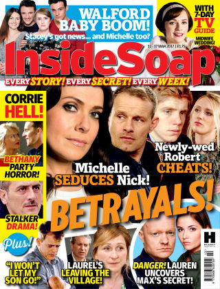 Inside Soap - UK Issue 10 2017