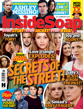 Inside Soap - UK Issue 11 2017
