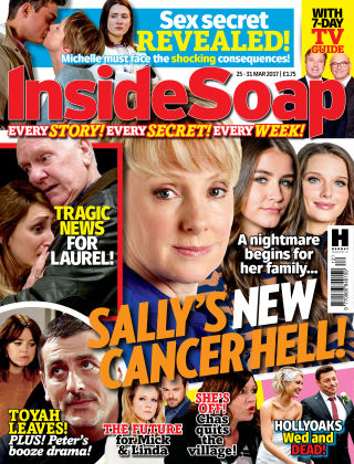 Inside Soap - UK Issue 12 2017