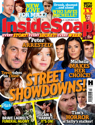 Inside Soap - UK Issue 14 2017