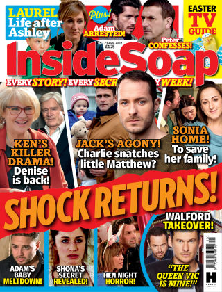 Inside Soap - UK Issue 15 2017