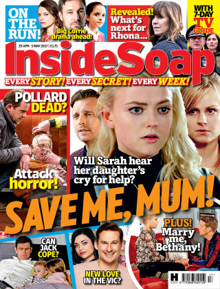 Inside Soap - UK Issue 17 2017
