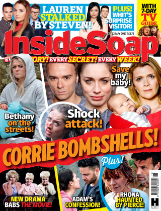 Inside Soap - UK Issue 18 2017