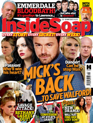 Inside Soap - UK Issue 19 2017