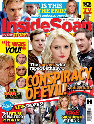 Inside Soap - UK Issue 20 2017