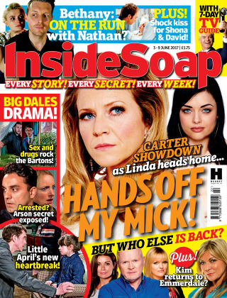Inside Soap - UK Issue 22 2017