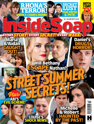 Inside Soap - UK Issue 23 2017