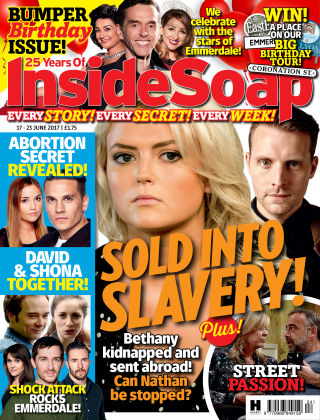 Inside Soap - UK Issue 24 2017