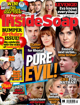 Inside Soap - UK Issue 25 2017