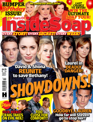 Inside Soap - UK Issue 27 2017