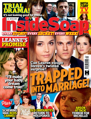 Inside Soap - UK Issue 29 2017