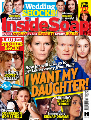 Inside Soap - UK Issue 30 2017