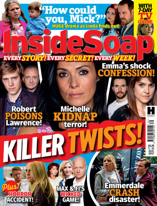 Inside Soap - UK Issue 31 2017