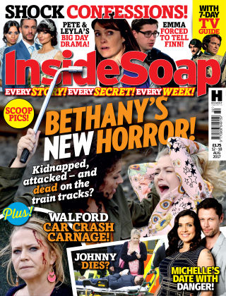 Inside Soap - UK Issue 32 2017