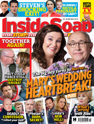 Inside Soap - UK Issue 33 2017