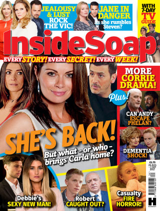 Inside Soap - UK Issue 34 2017