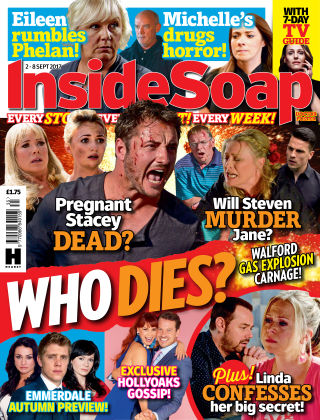 Inside Soap - UK Issue 35 2017