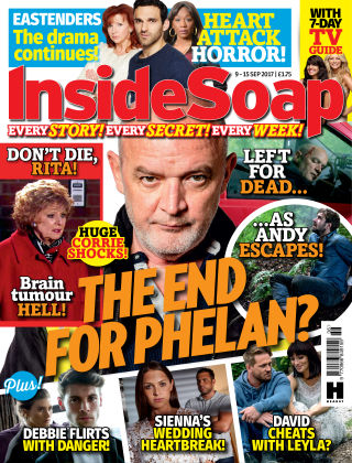 Inside Soap - UK Issue 36 2017