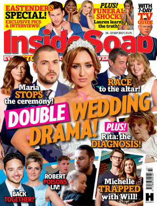 Inside Soap - UK Issue 37 2017