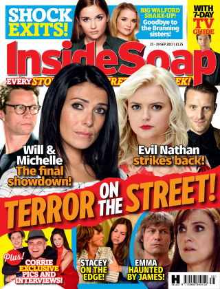 Inside Soap - UK Issue 38 2017