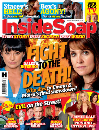 Inside Soap - UK Issue 39 2017