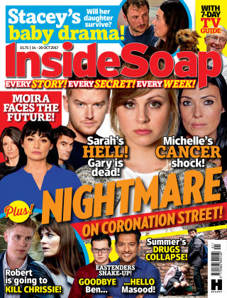 Inside Soap - UK Issue 41 2017