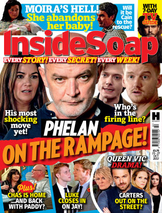 Inside Soap - UK Issue 42 2017