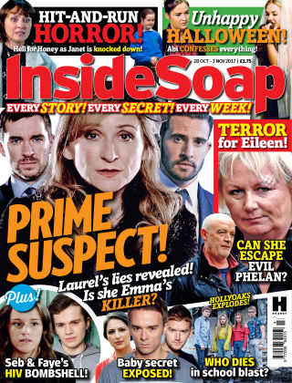 Inside Soap - UK Issue 43 2017