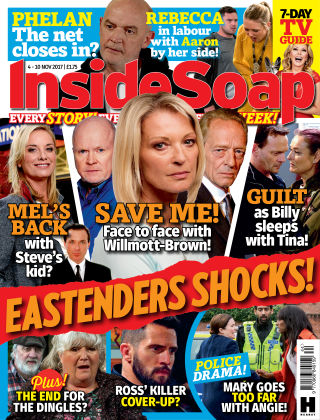 Inside Soap - UK Issue 44 2017