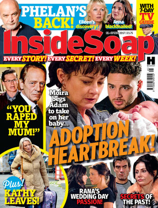 Inside Soap - UK Issue 45 2017