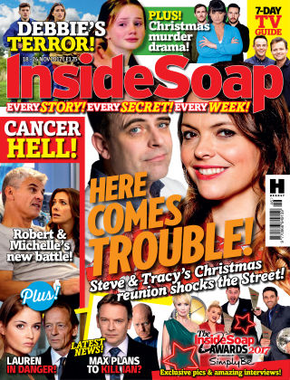 Inside Soap - UK Issue 46 2017