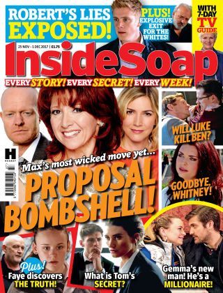 Inside Soap - UK Issue 47 2017