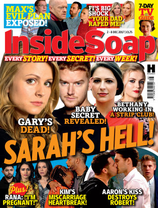 Inside Soap - UK Issue 48 2017