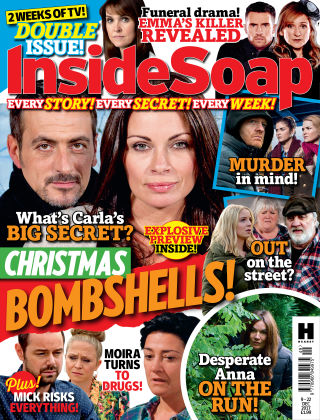 Inside Soap - UK Issue 49 / 50