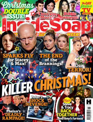 Inside Soap - UK Issue 52