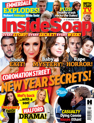 Inside Soap - UK issue 53