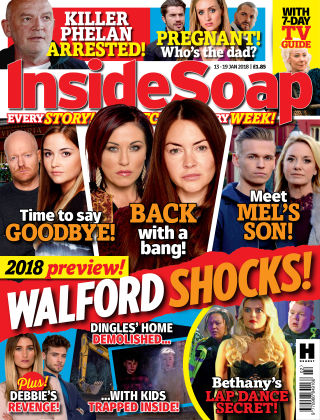 Inside Soap - UK Issue 01 2018