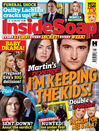 Inside Soap - UK Issue 03 2018
