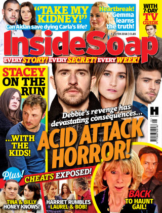 Inside Soap - UK Issue 05 2018