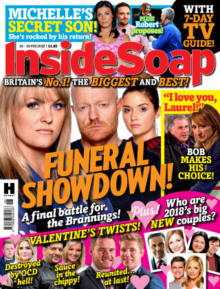 Inside Soap - UK Issue 06 2018