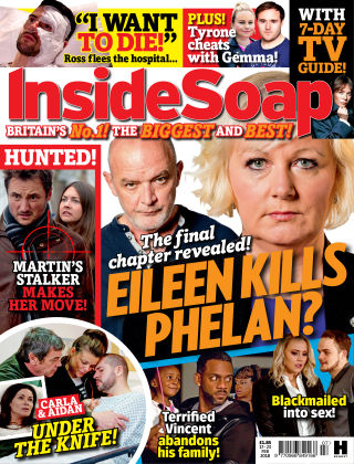 Inside Soap - UK Issue 07 2018