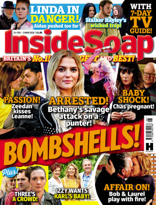 Inside Soap - UK Issue 08 2018