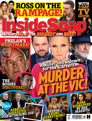 Inside Soap - UK Issue 09 2018