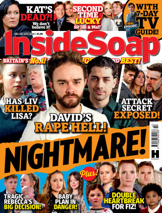 Inside Soap - UK Issue 10 2018