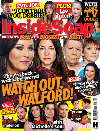 Inside Soap - UK Issue 11 2018