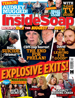 Inside Soap - UK Issue 12 2018